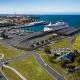 Spirit of Tasmania at Geelong Port
