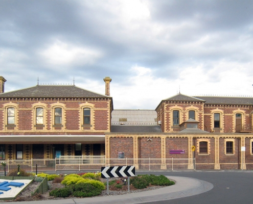 GEELONG RAILWAY STATION REDEVELOPMENT