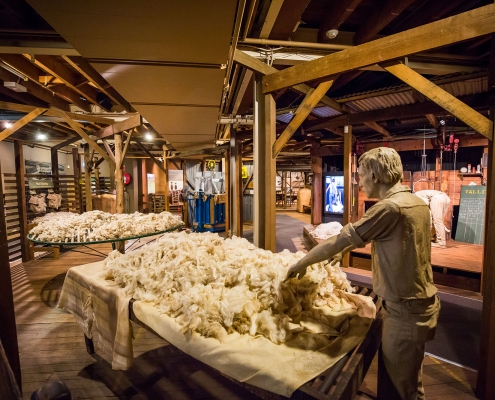 NATIONAL WOOL MUSEUM – THE NEXT 25 YEARS